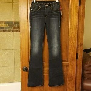 True Religion Jennie Jeans Size 28